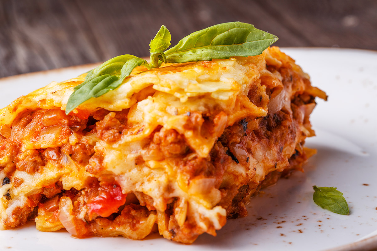 Ništa nije bolje od ukusnih domaćih lazanja. Jeste li probali slasne lazanje iz Chello kuhinje?